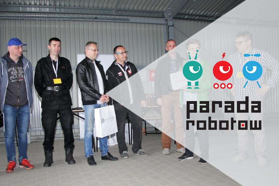 Spartaqs na Paradzie Robotów - Droniada 2017