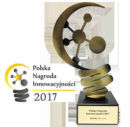 Polska Nagroda Innowacyjności 2017 dla Spartaqs za Dronoidy - Profesjonalne Wielozadaniowe Drony