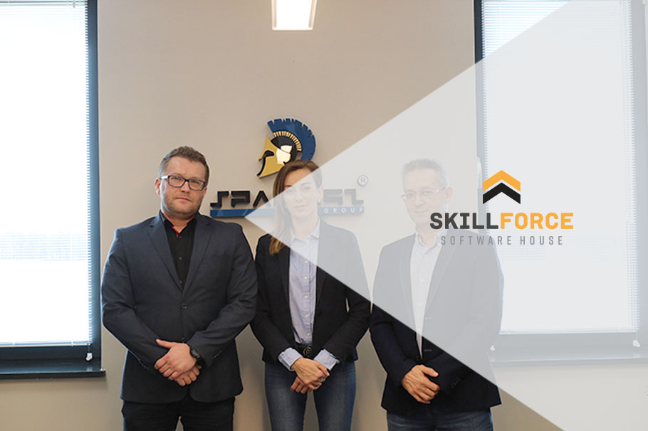 The Skillforce joined the Spartaqs Group Consortium