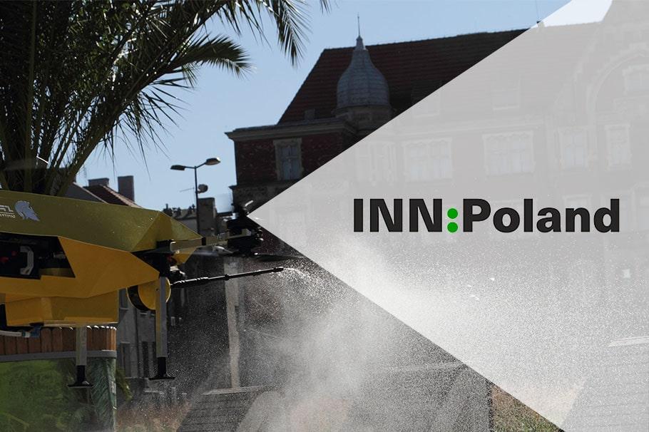 Portal INN:Poland o technologiach Spartaqs w czasach pandemii