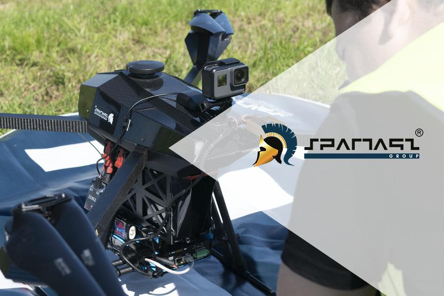 Spartaqs wykonał test zdalnego sterowania dronoidem Vector II V4C na  dystansie 50 kilometrów
