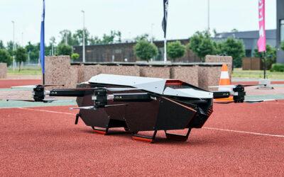 Spartaqs na konferencji o Potencjale Polskich Technologii i usług dronowych
